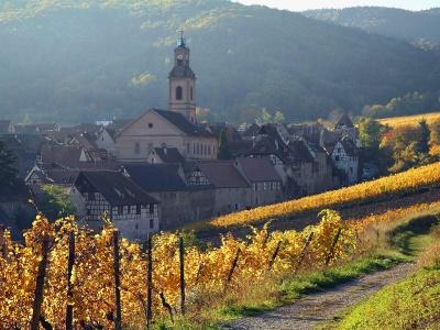 France-Riquewihr Alsatian Wine Road