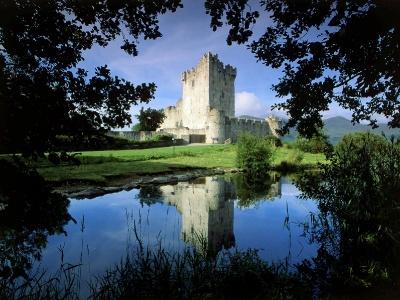 Ireland-Ross Castle Killarney National Park