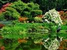 Oriental Garden Shore Acres State Park Oregon