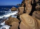 Australia-Coastal Sandstone Maitland Bay Bouddi National Park South Wales