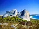 Australia-Eroded Granite Cheynes Beach