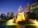 Australia-Victoria Square Fountain Adelaide