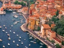 City Town Wallpapers :: France-Villefranche Harbor