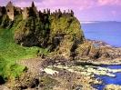 Ireland-Dunluce Castle County Antrim